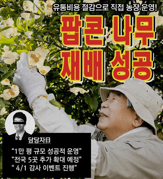 韓国の大手映画館CGV 超面白ポップコーンキャンペーンとは