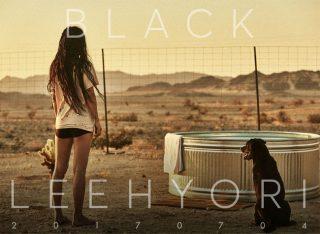 イ・ヒョリ、4年ぶりのカムバック「BLACK」