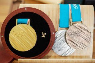 2018ピョンチャン(平昌)冬季オリンピックのメダルデザインレビュー