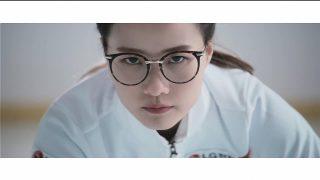 カーリング女子韓国代表、LG掃除機の新CM登場
