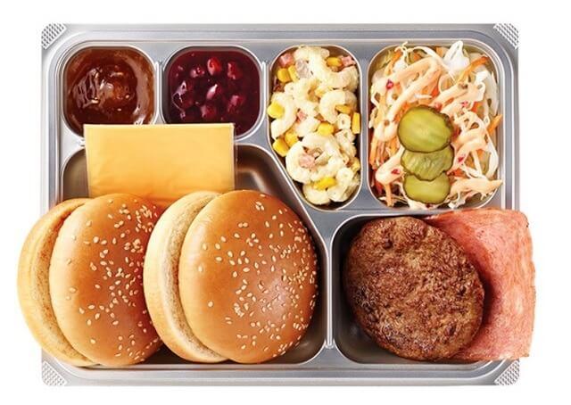 韓国のロッテリア、軍隊バーガーをコンセプトにしたミリタリーバーガー発売!